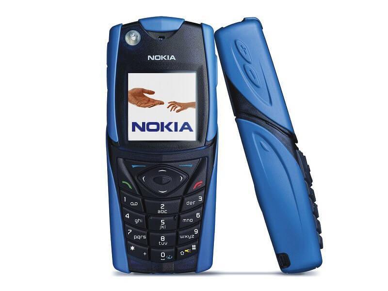 Nokia 5140i Blå